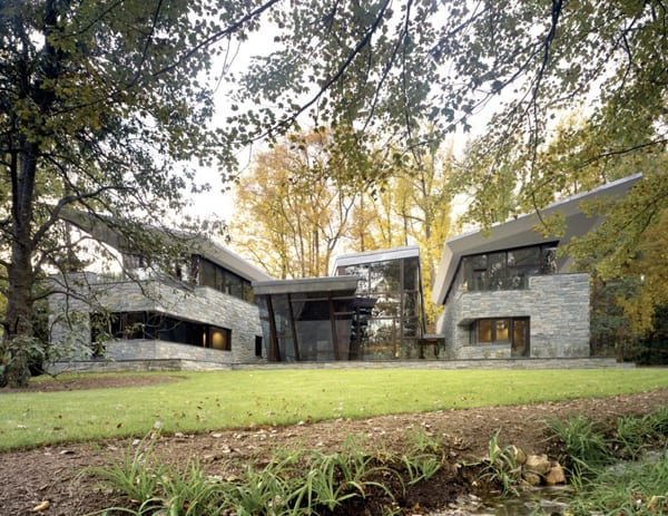 featured posts image for Stunning contemporary Glenbrook Residence
