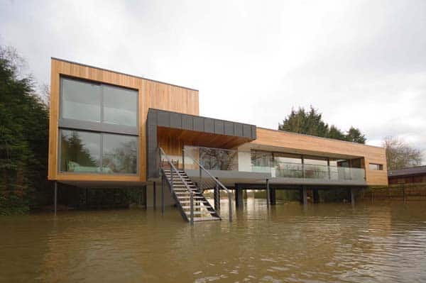featured posts image for The Flood House in Berkshire, England