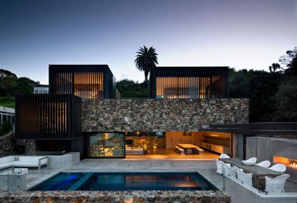 featured posts image for Waiheke Island Rock House
