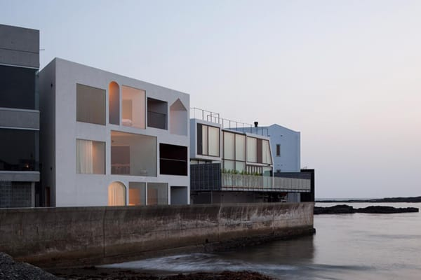 featured posts image for Nowhere but Sajima seaside vacation residence