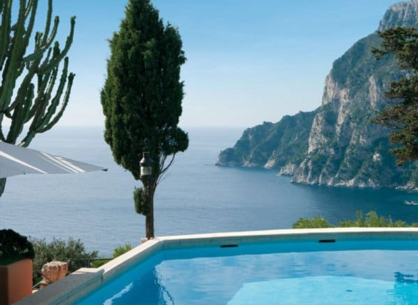 featured posts image for Escape to the luxury Punta Tragara in Capri