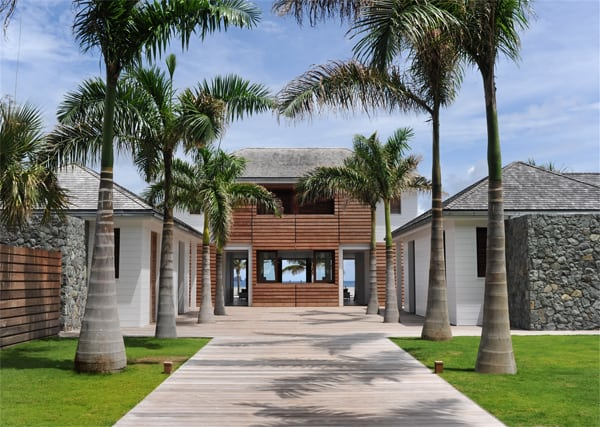featured posts image for Luxury villa on the beautiful island of St. Barts