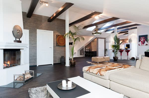 featured posts image for Delightful contemporary loft in Stockholm