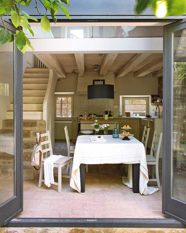 Mediterranean House Design Ideas 11 Most Charming Ones In: Warm And Cozy Cottage In Spain