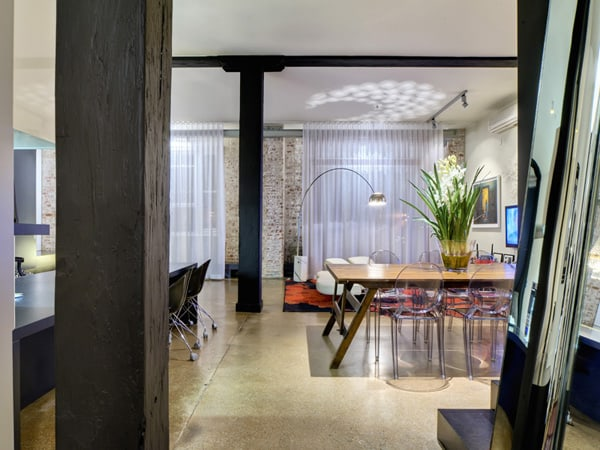 featured posts image for Exquisite contemporary loft design in Queensland