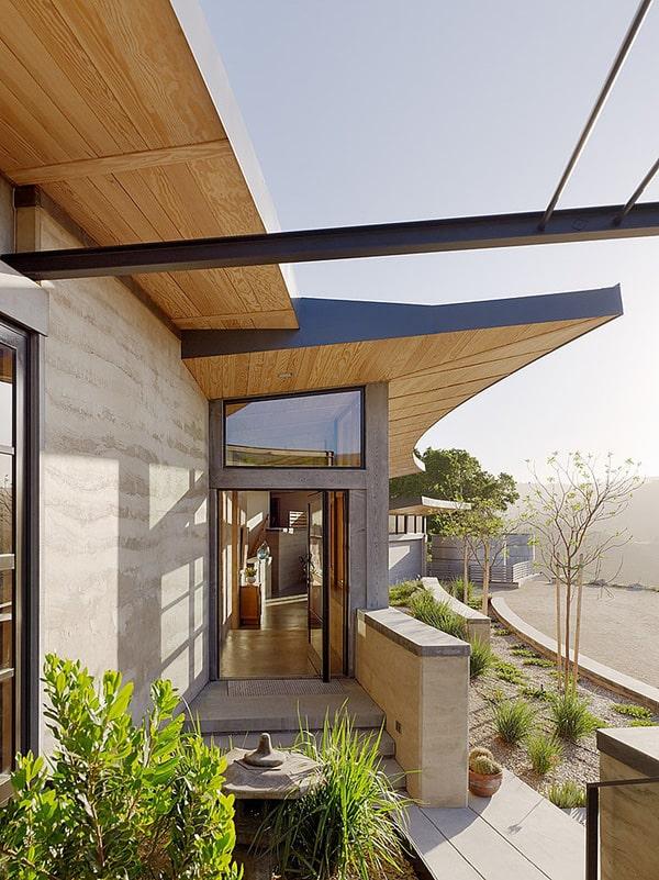 Caterpillar House-Feldman Architecture-04-1 Kind Design
