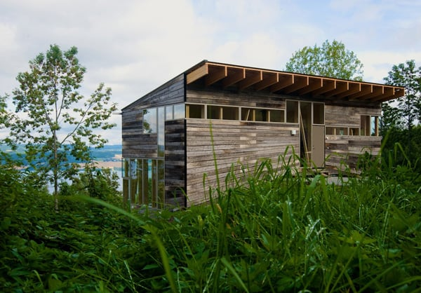 featured posts image for Rustic barn house in Norway