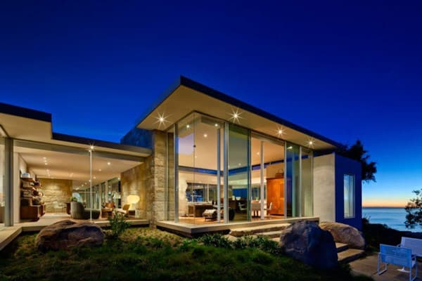 featured posts image for Carpinteria Foothills Residence with coastal views