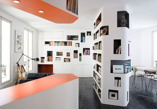 featured posts image for The Front and Back Apartment in Paris