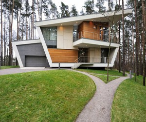 featured posts image for Gradually unfolding dwelling in Moscow