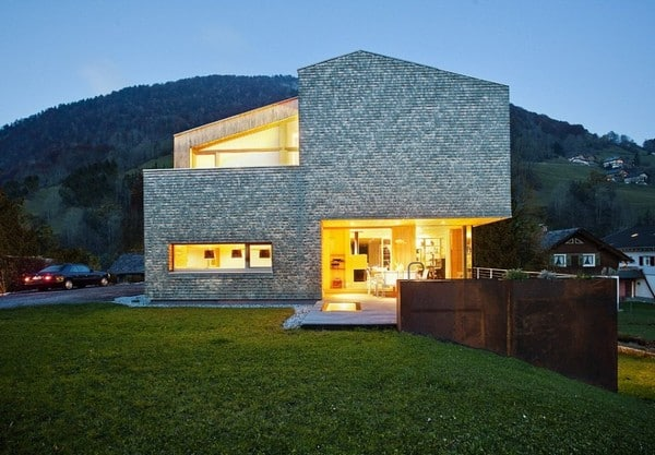 featured posts image for Gorgeous residence at the foot of the Alps