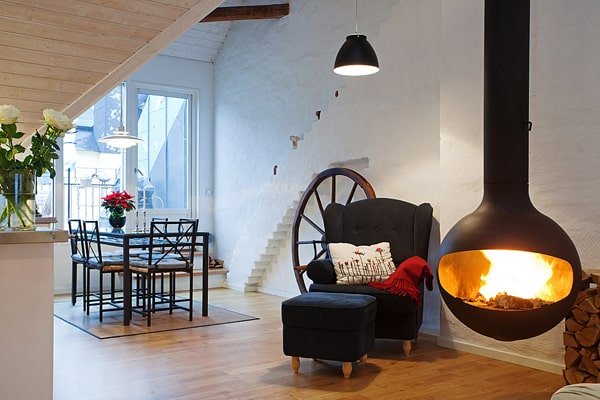 featured posts image for Spacious and cozy apartment in Stockholm