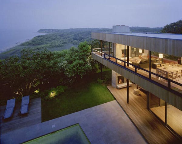 featured posts image for Beautiful Montauk Beach House on the bluffs