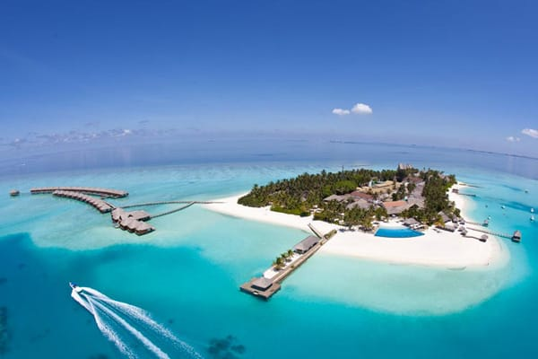 featured posts image for A faraway island fantasy in the Maldives