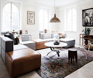 featured posts image for Stunning apartment renovation in Östermalm