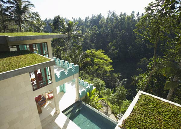 featured posts image for Absolutely breathtaking Bali jungle house