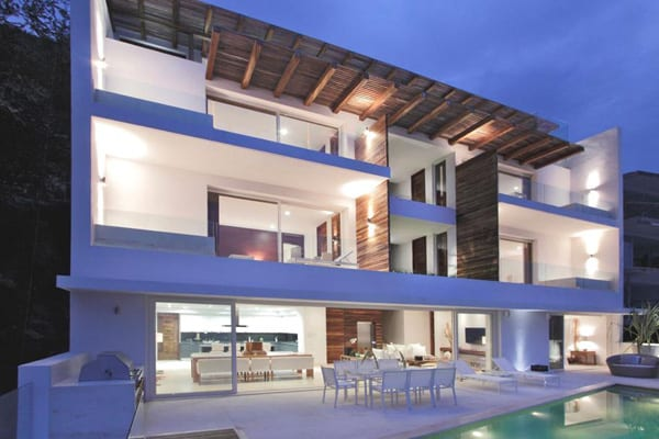 featured posts image for Fabulous contemporary ocean view villa in Mexico