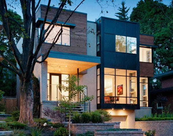 featured posts image for Contemporary Fraser Residence in Westboro Village