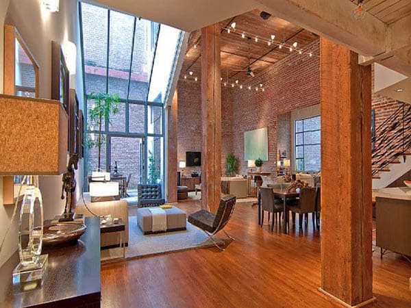 Urban sexy loft space in san francisco - Ideas para loft ...