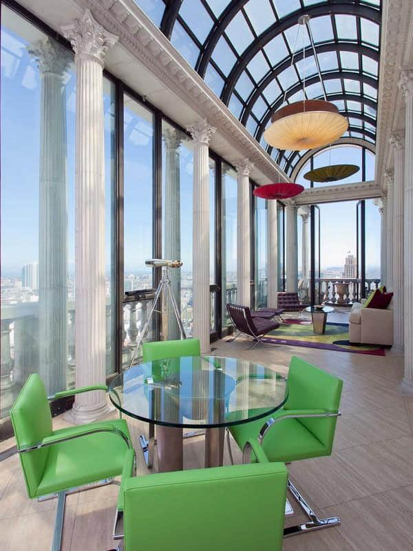 featured posts image for Luxury Art Deco penthouse in San Francisco