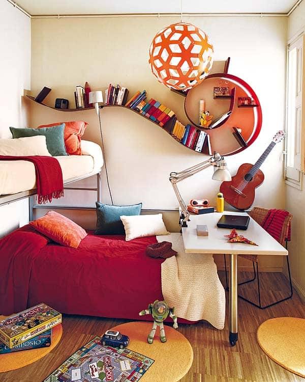 Small Space Interior Design: 40 Inspiring Small Space Interiors