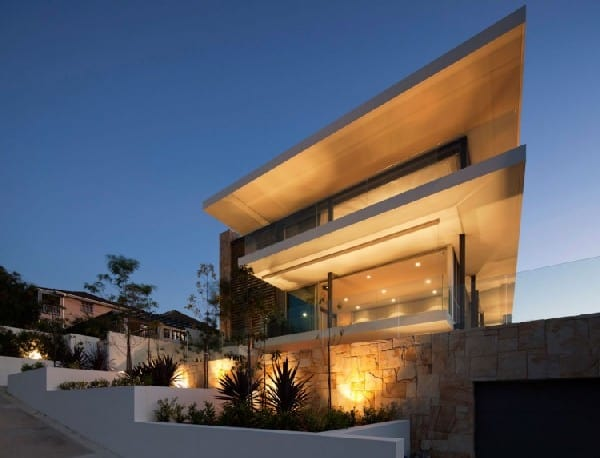 featured posts image for Beautiful Sydney home with expansive harbor views