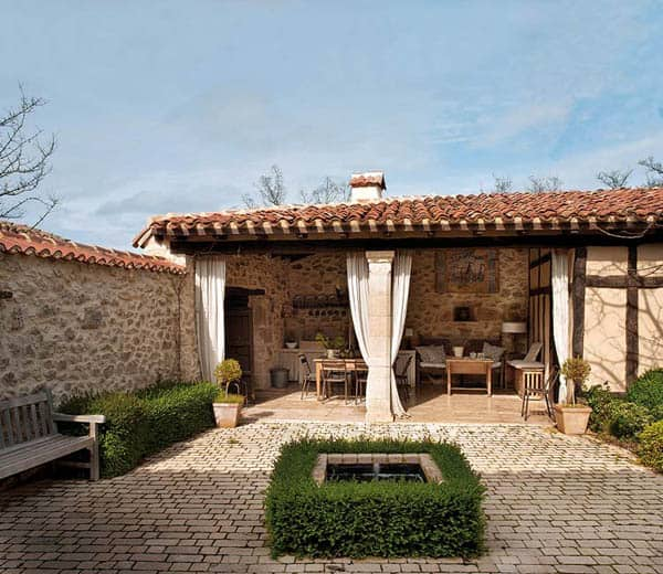 featured posts image for Picturesque rural retreat in the village of Burgos