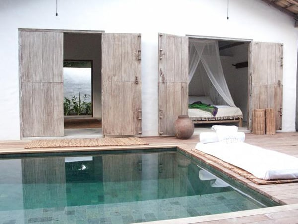 Bohemian Chic Vacation Home In Brazil