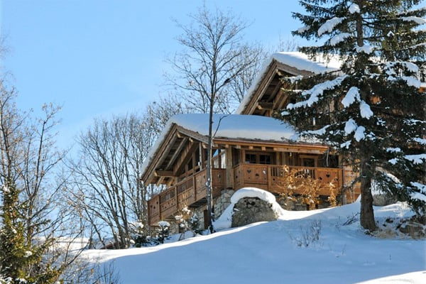 featured posts image for Magnificent chalet in the Swiss Alps