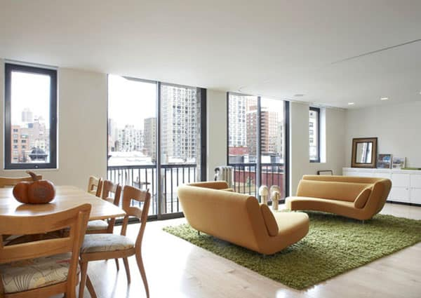 featured posts image for Beautifully renovated duplex in New York City