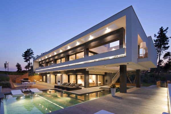 Magnificent villa with spectacular views
