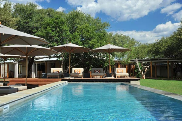 featured posts image for Vintage farmhouse on Madikwe Game Reserve