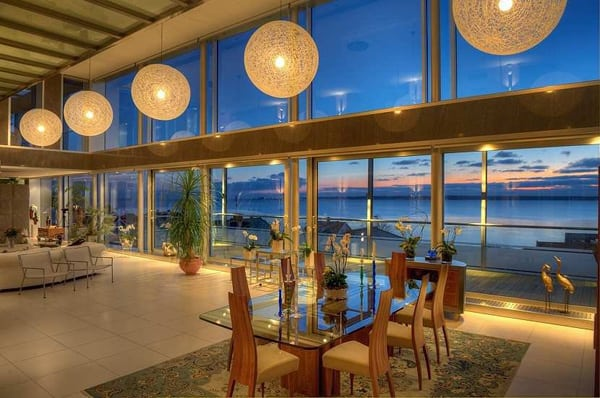 featured posts image for Magnificent Swedish home with ocean views