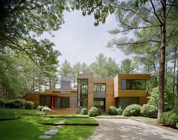 featured posts image for A beautifully transformed dwelling in the woods