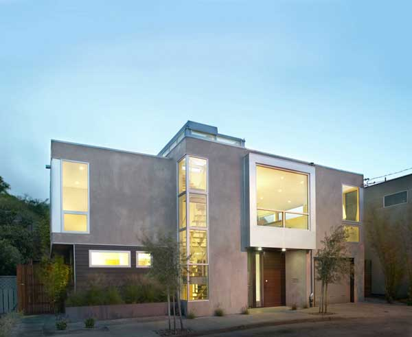 featured posts image for Modern hilltop house in San Francisco