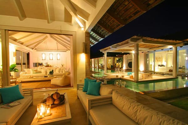featured posts image for Impressive beachfront villa on Koh Samui island