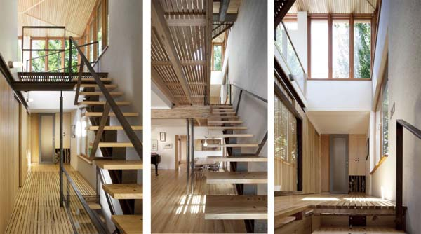 Brilliant And Inspiring Architects Home In Montreal