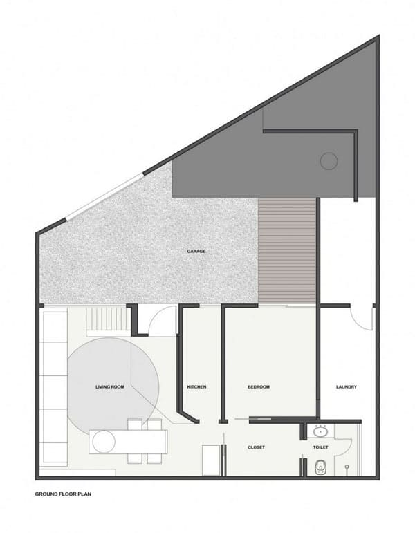 GT House-Floor Plan-1 Kind Design