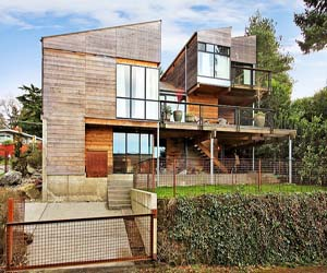 featured posts image for Fabulous eco-modern dwelling in Seattle