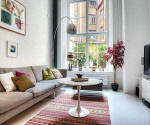 featured posts image for Extraordinary Swedish dwelling gets refreshed