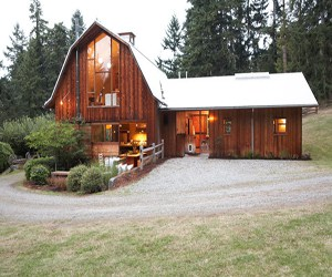 featured posts image for Whidbey Island barn conversion by Shed Architects