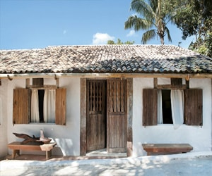 featured posts image for Rustic paradise retreat in Brazil
