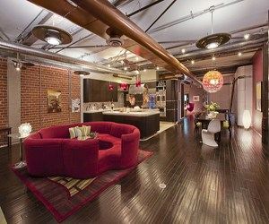 featured posts image for Bright and dynamic Molino Street Loft