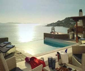 featured posts image for Exotic resort overlooking the Aegean Sea