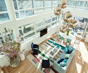 featured posts image for New York penthouse with panoramic skyline views