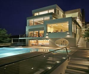 featured posts image for Modern villa in Athens with beautiful details