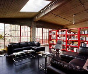 featured posts image for Old warehouse converted into fabulous urban home