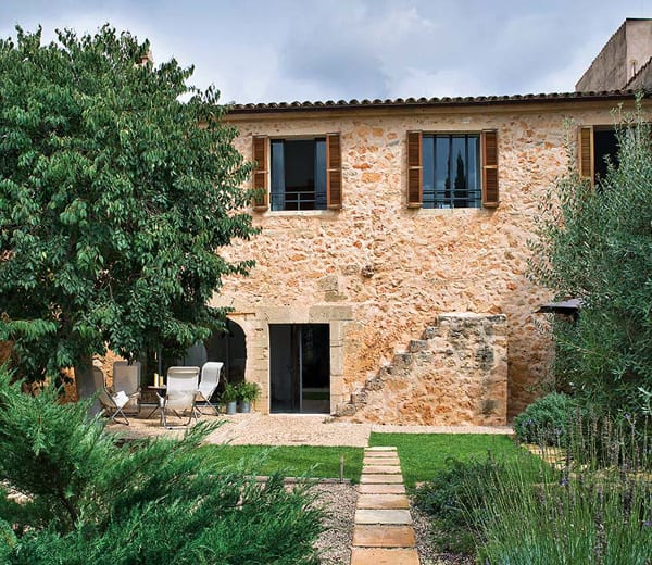 featured posts image for Beautifully restored oil mill in Mallorca