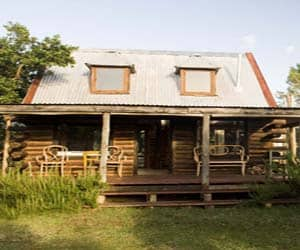 featured posts image for Rustic cabin retreat in Uruguay