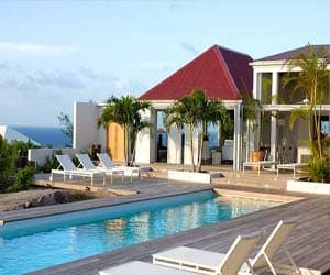 featured posts image for Paradise-like vacation retreat in St. Bart's